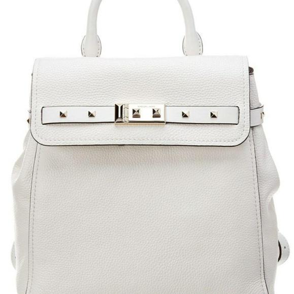 98440847b098 Michael Kors Bags | Addison Md Leather Backpack | Poshmark